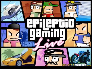 online show Epileptic Gaming video game seizures