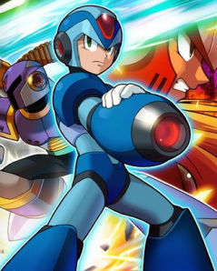 Nintendo's Mega Man X was among the four games tested by the BBC that did not meet the flashing and pattern safety guidelines used by British TV.
