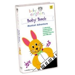 Baby Bach DVD cover