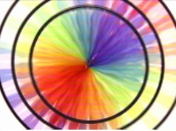 The spinning pinwheel in Baby Beethoven.