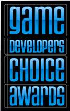 game developers choice logo