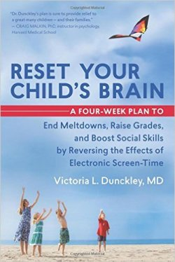 Reset Your Child's Brain book cover