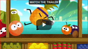 This trailer at g.co/fruit places viewers at risk for seizures triggered by the graphics.