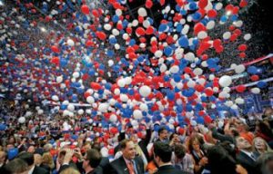 convention balloons